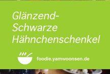 Chinesische Rezepte auf foodie.yamwoonsen.de / Meine Sammlung chinesischer Rezepte