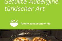 Orientalische Rezepte auf foodie.yamwoonsen.de / nahost, kichererbsen, hummus, shakshouka