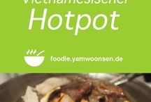 Rezepte aus Vietnam auf foodie.yamwoonsen.de / Rezepte aus Vietnam