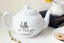 a nice cup of tea / by jukilajn