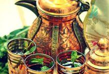 My Favourite Drink / Amante del te
