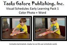 Tasks Galore Publishing Products