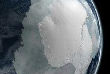^ Antarctica ^ / by Sheri Johannsen