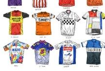 Vintage Jerseys / Una raccolta delle più belle maglie che hanno fatto la storia del ciclismo professionistico