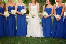 Bridesmaids dresses / by Myranda Britton