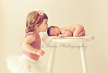 Newborn Portraits / by Warren and Jackie Wedding Photography Brown's Photography
