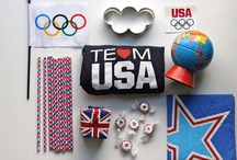 Olympics Parties & Decor!
