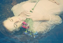 Inspired By Literature / Mostly Ophelia but meh... / by Amanda Alexander