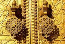 Arabic Doors / Dreaming
