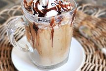 Beverages and Barista / non-alcoholic drinks and coffees / by Sarah Rieger