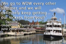 Customer Love / We love our customers - and they love us! / by Undercover Tourist