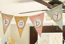 Baby Shower Ideas / by Erin Ekle