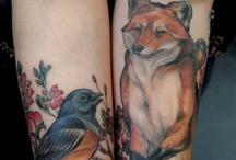 Tattoos I Love / by Nostalgia Film