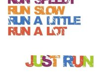 Run / by Amy Obermeyer