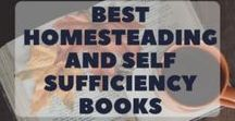 Books / Books I love about homesteading and self sufficiency