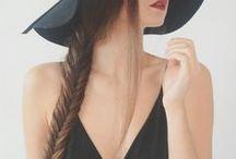 Hair Love / Loads of ideas for hair, hairstyles, updo's, hair colour, braids...