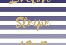 Breton Stripe Love / All things Breton stripe. Expect stripe fashion, home decor, interiors and more.