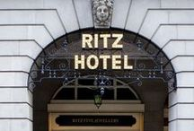 . PuTTin On The RiTz . / by Sheri Johannsen