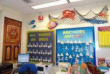 Ocean themed classroom / by Erin Ekle