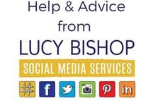 Mrs Bishop's Social Media Advice / Help, advice and tips on using social media and social media management as a blogger or small creative business from Mrs Lucy Bishop as well as other industry leaders.