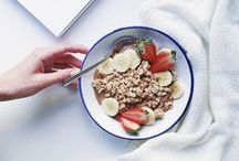 Eat Clean(er) / A lil less guilty / by ANDWHATELSEISTHERE
