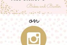 Mrs Bishop's Instagram / Daily Instagram posts from Mrs Bishop (Lucy) the blogger behind popular UK lifestyle blog Mrs Bishop's Bakes and Banter Blog. Expect toddler and baby spam, baking, health, weight loss, crafts, home decor, lots of Breton stripes, cakes, biscuits and much more!