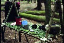Bushcraft / Bushcraft and the outdoors