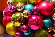 Christmas Cheer / Ah! Christmas is a favourite time of year for young and old ~ it is full of colour and cheer and love and goodwill........Many spend months preparing and just hours sharing ~ ~ ~ what a shame some cannot keep that feeling all year around...........