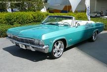 Impala & Caprice   1965 and up / Pictures of full size Chevys - 1965 & up. / by Scott Konshak