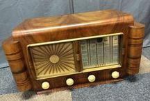 Old Radios / by Scott Konshak
