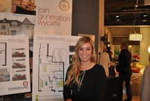 Fairground Lofts' Evening of Inspiration / Wycliffe Homes hosted a free meet-and-greet with housing and design gurus at Fairground Lofts in Old Woodbridge Village, Ontario on Jan. 22, 2103