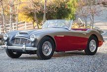 Classic Sports Cars / by Scott Konshak