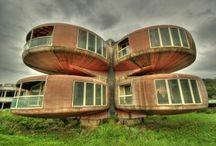 J D Odd Houses & Buidings / by JoAnn Shoe Queen 1