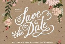 ❥ Le save the date ❥