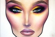 FACE CHARTS / the best