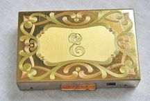 Vintage & Antique compacts & makeup tins / by Joyce Grover-Ellis