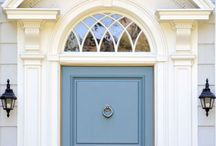 Heavenly Blue Cottage / by Kathy Patages