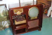 Old Televisions / vintage televsion / by Scott Konshak