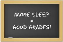 Good Sleep Good / health & wellness / by JMU Health Center