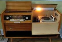 Old Hi Fi / by Scott Konshak