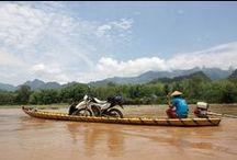 Adventure Travel / seeing the world and seeking adrenaline rushes