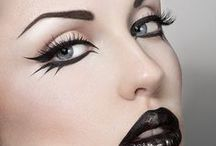 Halloween Makeup / Halloween Makeup   Halloween Wimpern & Halloween Kontaktlinsen für eure Halloween Party