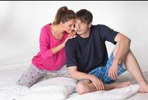 Pánské noční prádlo 2014 / Pyžama a noční košile