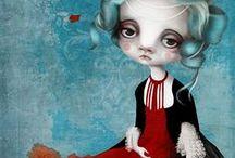 Illustration_daltr'Onde / illustrations, painting, digital art