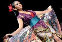 Traditional Indonesian Dress