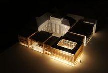 Own work / Architectuur illustraties, renders, modellen en fotografie