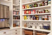 Pantries / Kitchen