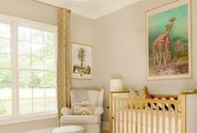 Safari Nursery Ideas