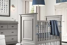 Denim Nursery Ideas