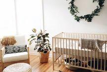 Au Naturale Nursery Ideas